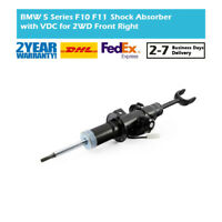 Front Left Air Suspension Gas Shock Absorber Strut Fit BMW 5-Series F10 F11 520i