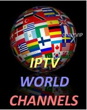 IPTV Subscription 1 Day Europe US Arabic Turk Smart TV Android Mag 24 Hours Test