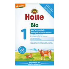 Holle Organique Bébé Lait Formule Stage 1 400 g