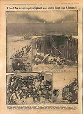 Battle of Jutland/Skagerrak Skagerrakschlacht Royal Navy's Grand Fleet WWI 1916