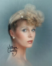 JOANNA LUMLEY - Signed 10x8 Photograph - TV - AB FAB & OTHERS