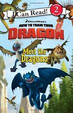 How to Train Your Dragon: Meet the Dragons (I Can Read Book 2) by Catherine Hapk