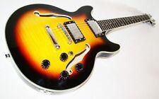 Jazz & Blues E-Gitarre, Semi Acoustic sunburst