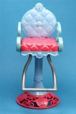 Barbie Doll So In Style Pink Blue Beauty Your Own Salon  Chair 1 / 6 th Scale
