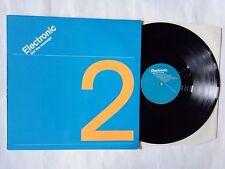 "ELECTRONIC GET THE MESSAGE UK 12"" P/S FACTORY FAC287 1991 BERNARD SUMNER MARR"