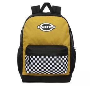 Vans Sport Realm Plus Backpack Olive Oil