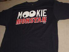 Boston Fenway Park Mookie Monstah T Shirt Size XLarge Red Sox Mookie Betts
