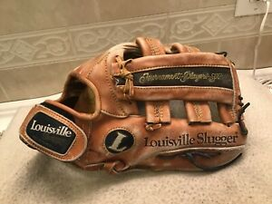 "Louisville Slugger GTPS-10 13"" Baseball Softball Glove Right Hand Throw"