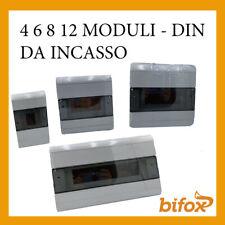 Centralino quadro elettrico parete 6 moduli DIN IP40 BTICINO F115//6D