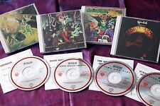 Greenslade Studio Collection • First Japan Edition • 4 CD's • Mint / Perfect