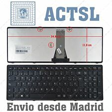 Teclado Español para portátil LENOVO 25211050 25211033 25213015 25211071 T6E1-SP