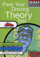 Bsm Pass Your Driving Theory Test, British School of Motoring, 0753508850, Very