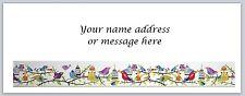 Personalized Address Labels Beautiful Birds Buy 3 get 1 free (bo 465)