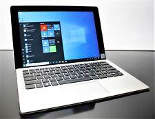 """HP Elite x2 1012 G1 Tablet 12"""" Touch m5-6Y54 1.1GHz 8GB RAM 125GB SSD w/ KB Case"""