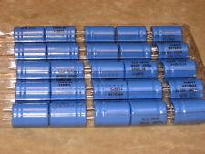 820uf 35 volt electrolytic capacitors, new, quantity of 25