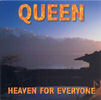 cd SINGLE Queen Heaven For Everyone Hollywood Records HR-64006-2 US 1996