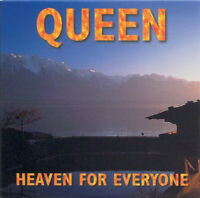 cd SINGLE Queen ‎Heaven For Everyone Hollywood Records HR-64006-2 US 1996