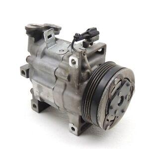 2015-2019 Subaru Impreza Wrx Sti 2.5L AC Compressor Pump Pulley Assembly -102