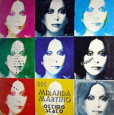 MIRANDA  MARTINO LP TITOLO : OTTIMO STATO  - RCA  WHITE  RARE PROMO  1977