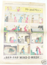 Mr and Mrs & S'Matter Pops 1933 Color Cartoons! See!