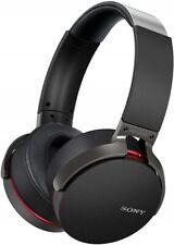 New MDR-XB950BT Sony Extra Bass Bluetooth Headphones Black