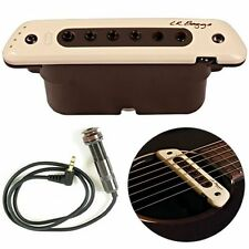 LR Baggs M80 Acoustic Guitar Magnetic Soundhole Pickup Full Range 3D + FREE 2DAY