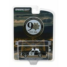 Greenlight 1:64 California Highway Patrol 1989 Chevrolet Caprice 28020C Police