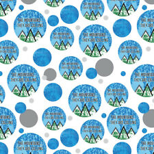 The Mountains They are Calling Hiking Premium Gift Wrap Wrapping Paper Roll