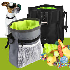 More details for new pet training treat waist bait agility bags puppy carry pouch reward cat dogs