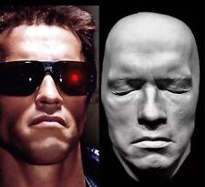"Arnold Schwarzenegger Life Mask Cast"" Terminator""""Predator""""Total Recall""Actor!!"