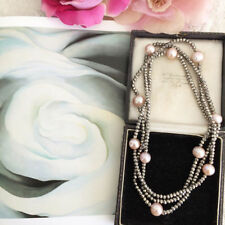 Pearl Necklace Necklace/Choker Art Deco Fine Jewellery