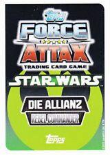 Force Attax Star Wars Movie Serie 1 und 2  (10 Karten aussuchen)