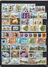 Gb - Jersey Lot Of Early Unused Mh/Og Stamps(Jer3)