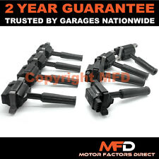 8X FOR JAGUAR DAIMLER V8 X308 4.0 PETROL 1997-02 IGNITION COIL PACKS PENCIL SET