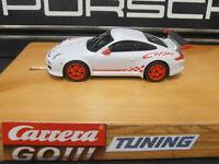 Carrera GO!!! Autos Porsche GT3 RSR Tuning Rennmotor,Haftreifen, Magnet