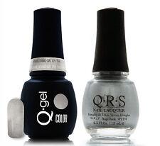 Gel & Polish QRS Beauty Combo MAT105 The Silver Wedding 15ml