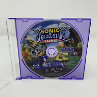 Sonic & Sega All-Stars Racing Sony PlayStation 3 PS3 Game **DISC ONLY** Tested