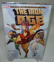 The Iron Age featuring Iron Man Marvel Comics HC Hard Cover Brand New Sealed