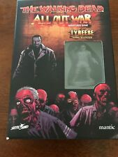 Mantic MGWD109 The Walking Dead All Out War Tyreese Booster Carlos+Zombie