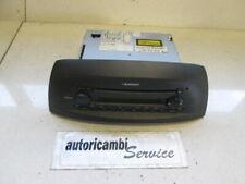 FIAT PUNTO 1.3 DIESEL 5P 5M 51KW (2005) RICAMBIO AUTORADIO CON LETTORE CD (NON F