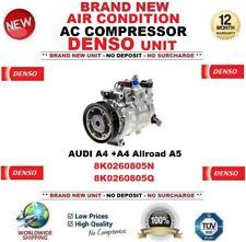 Denso CLIMATISATION ca COMPRESSEUR A4 A4 ALLROAD A5 OEM: 8k0260805n 8k0260805q