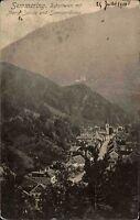 Semmering Niederösterreich 1910 Schottwien Maria Schutz Sonnwendstein ungelaufen