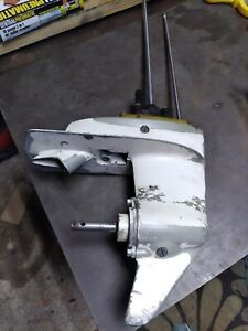 Evinrude Johnson Complete Lower Unit 4.5 fits others