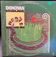 Donovan – Barabajagal / Hurdy Gurdy Man VINYL double LP FREE SHIPPING