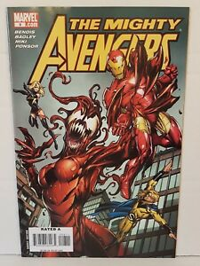 THE MIGHTY AVENGERS #8 VF 2010