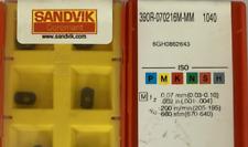 10 PCS original USER TOOLS  390R-070216M-MM 1040