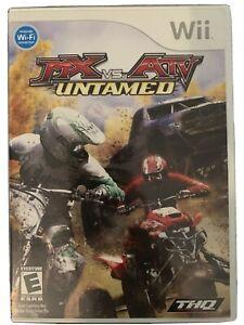 MX vs. ATV Untamed (Nintendo Wii, 2008)