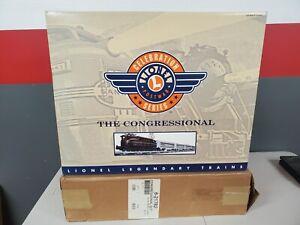 NIB Lionel Postwar Celebration Congressional Set Pennsylvania GG1 #2340 6-21782
