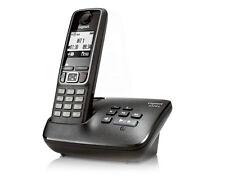 SIEMENS Gigaset A420 A420A CORDLESS TELEFONO CON SEGRETERIA TELEFONICA BLACK