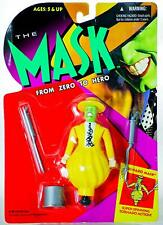 The Mask Movie From Zero To Hero (1995) Tornado Kenner Figure